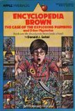 Encyclopedia Brown and the Case of the Exploding Plumbing and Other Stories, Donald J. Sobol, 0590405314