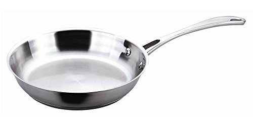 Surgical Stainless Steel Fry Pan in Silver for sale  Delivered anywhere in USA