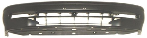 OE Replacement Honda Accord Front Bumper Cover (Partslink Number (1993 Honda Accord Front Bumper)