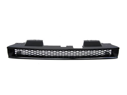 90 91 92 93 Honda Accord ALL Models Type-R Style Front Grille Black Mesh