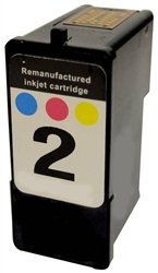 Ink & Toner Spot Remanufactured Inkjet Replacement for Lexmark 18C0190, 2, Works with: X2580, X3580, Z1380, Z1480 (Color)