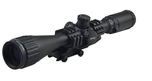 SNIPER® 4-16X40 1 Full-size AO Scope w/ QTA Locking/Resetting Target W/E