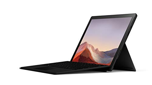 Microsoft Surface Pro 7 – Ordenador portátil 2 en 1 de 12.3″ (Intel Core i7-1065G7, 16GB RAM, 512GB SSD, Intel Graphics, Windows 10) Negro