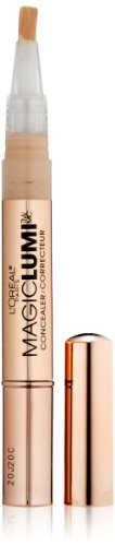 L'Oreal Paris Magic Lumi Highlighter Concealer, Light, 0.05 Ounces