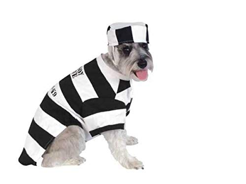 PetEdge Halloween Prisoner Costume Small]()