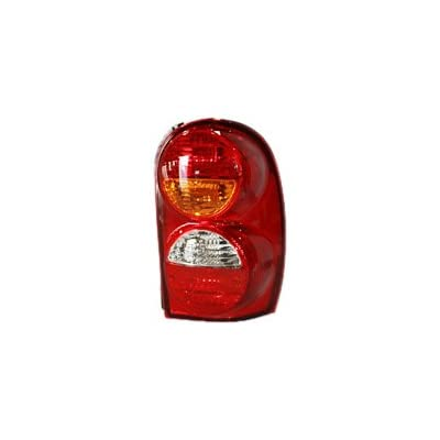 TYC 11-5885-01 Jeep Liberty Passenger Side Replacement Tail Light Assembly: Automotive