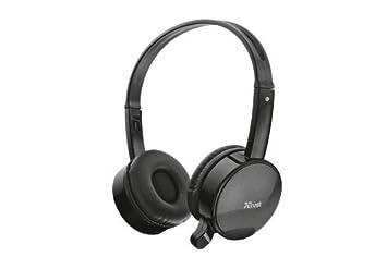 Trust eeWave S20 - Auriculares inalámbricos con micrófono