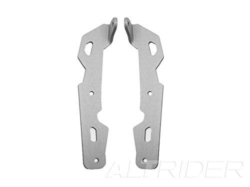 AltRider R108-0-4003-V2 Silver Luggage Rack Bracket for BMW R 1200 GS/A (2003-2012)