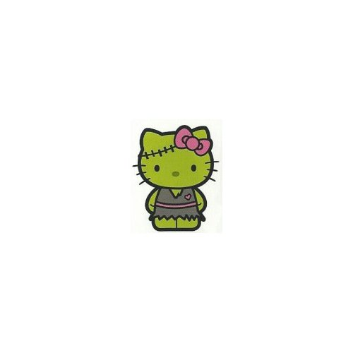Hello Kitty Day Of The Dead (Hello Kitty Frankenstein Mystery Blind Box Mini Figure (2/24))