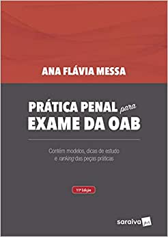 Prática Penal para Exame da OAB - 11ª Edição de 2020