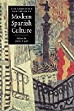 The Cambridge Companion to Modern Spanish Culture, , 0521574080