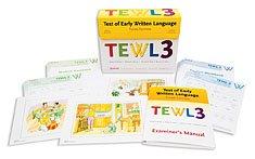 Sammons Preston Writing Tewl–3: Test of Early Written Language–third Edition, Complete Kit
