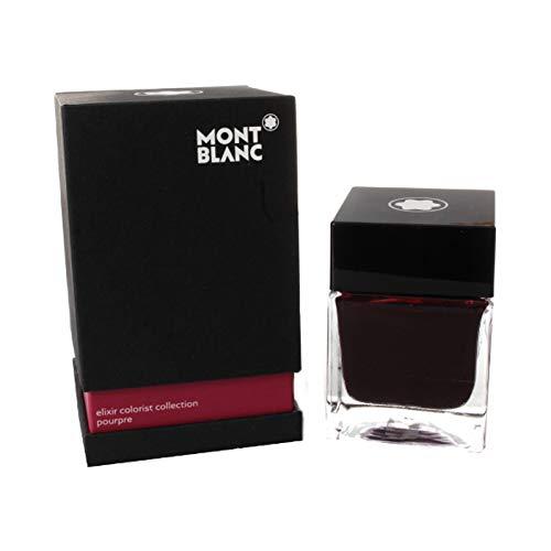 Montblanc Elixir Colorist Collection, Pourpre, Fountain Pen Ink Bottle 50 ml