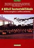 capa de Dificil Sustentabilidade, A