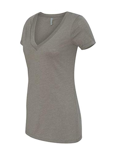 Next Level Apparel 6640 CVC Deep V-Neck Tee - Warm for sale  Delivered anywhere in USA