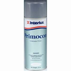 Interlux Primers (Interlux Primocon Underwater Metal Primer, primocon aerosol metal primer)
