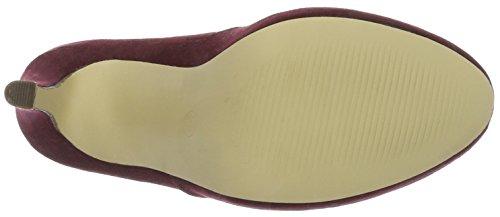 Bianco Damen Ankle Strap Pump 24-49006 Pumps Rot (Winered/40)