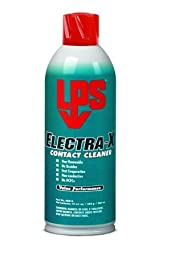 Electra X Contact Cleaner 12 Oz. Can