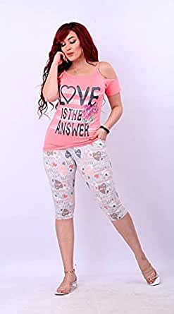 High Touch Pajama For Women , 2725614703908