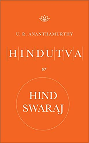 Image result for hindutva or hind swaraj