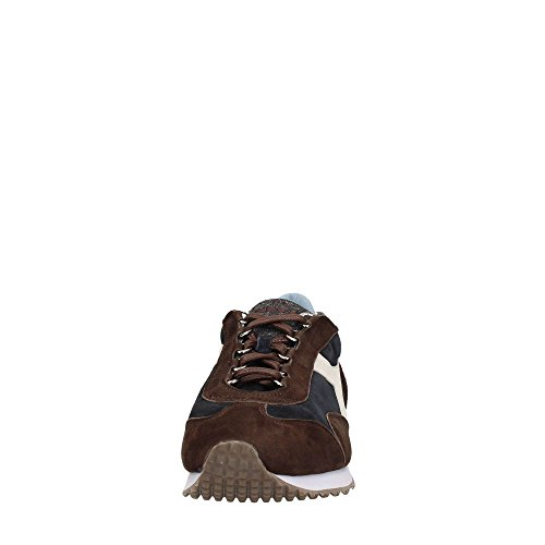 Sneakers blu Heritage Corsair II Suede Uomo Pelle Diadora Equipe Evo Marrone 8xZavqvd
