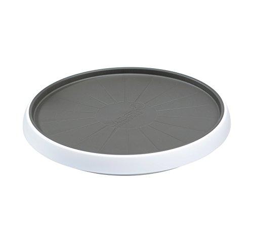 Lazery Collections Gripped Bottom Cabinet Turntable Lazy Susan (9-Inch)