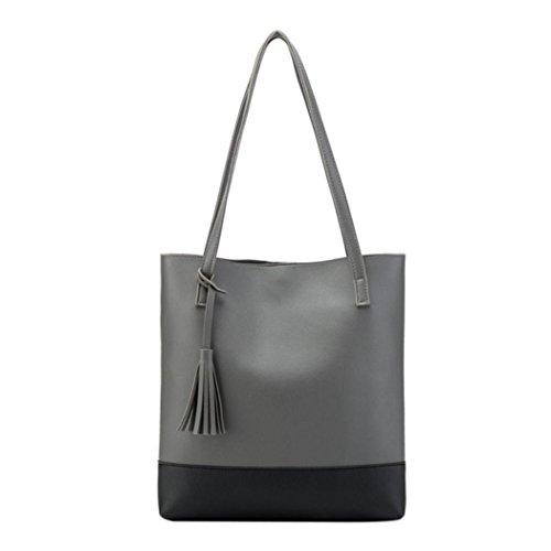 Louis Vuitton Blue Canvas Bag - 1