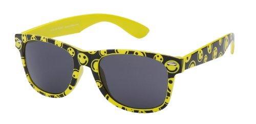 Smileys de 4026 Lunettes Noir avec modèle Noir Nerd 45 soleil couleurs Jaune différentes OdqwdTxU