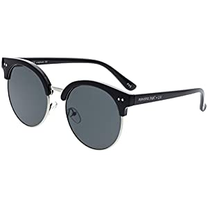 PERVERSE Sunglasses Women's Moonlight Mystery/Glossy Black/Silver/Black One Size