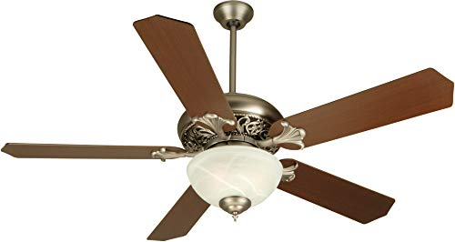 Craftmade K10326 Ceiling Fan Motor with Blades Included, 52