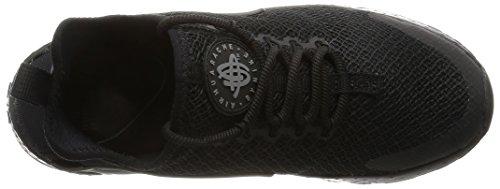 Grey Huarache Mujer para Zapatillas Nike Negro Ultra Running Dark Black W Black Air de Run qf8z6EHw