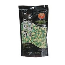 2 Savers Package:Roland Wasabi Pea (12x4.4 Oz) by ROLAND