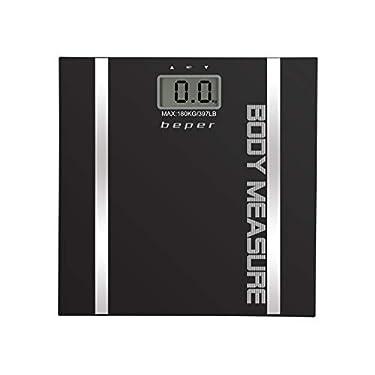 Beper-Body-Trainer-Bascula-de-bano-con-medidor-de-grasa-corporal