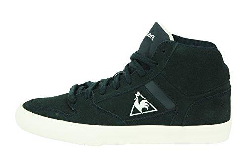Le Coq Sportif PELETIER MID SUEDE Chaussures Mode Sneakers Homme Cuir Suede Vert Kaki LE COQ SPORTIF