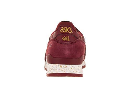 ASICS Herren GEL-Lyte III Retro Sneaker Burgund / Burgund
