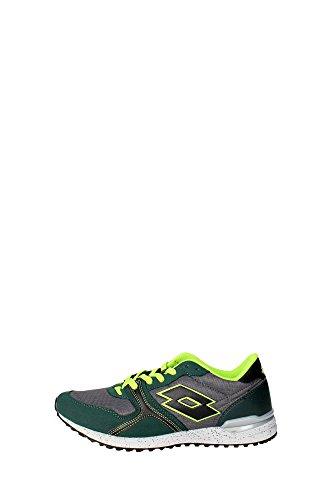 Verde de Chaussures gymnastique homme Vert Lotto pour ZxYp0477n