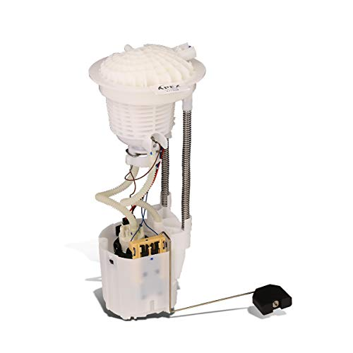 Gas Level Electric Fuel Pump Module Assembly E7186M for Dodge Ram 1500 Srandard/Quad Cab Short Bed 04-06