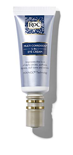 RoC Multi Correxion 5 in 1 Eye Cream, Anti-Aging Treatment Made with Hexinol Technology.5 fl. oz