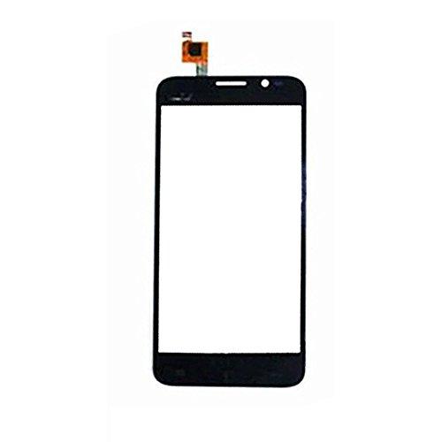 CENTAURUS Replacement for Black Touch Screen Digitizer Glass Lens BLU Dash 5.0 D410 D410a (Black Color)