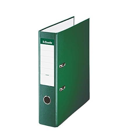 Esselte 42302, Archivador de Palanca de PP de Plástico Forrado, 75 mm, colores surtidos: Amazon.es: Oficina y papelería