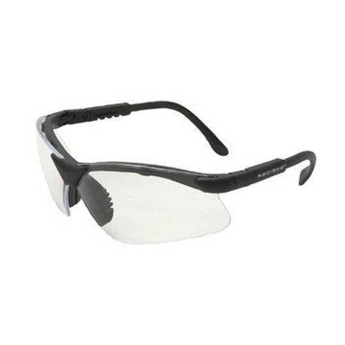 Radians Revelation Anti-Fog Safety Shooting Glasses, Black