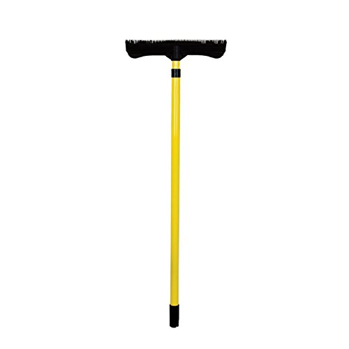 Evriholder FURemover / Rubber Broom Brush Quality Sweep HQ Home Cleaning Mop New