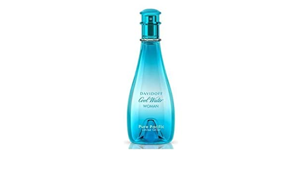 Amazon com: Cool Water Pure Pacific FOR WOMEN by Davidoff