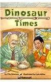 Dinosaur Times, Harcourt School Publishers Staff, 0153231696