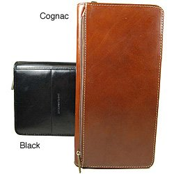Colombo Zip - Zip Around Family Passport Travel Wallet Credit Cards Business
