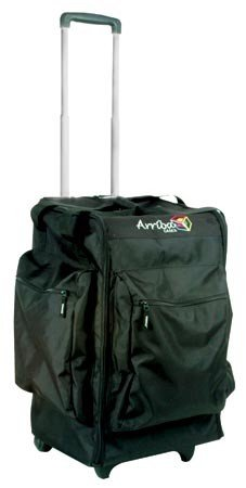 Arriba Cases Ac-165 Padded Gear Transport Bag Dimensions 13X14X23 Inches by Arriba Cases