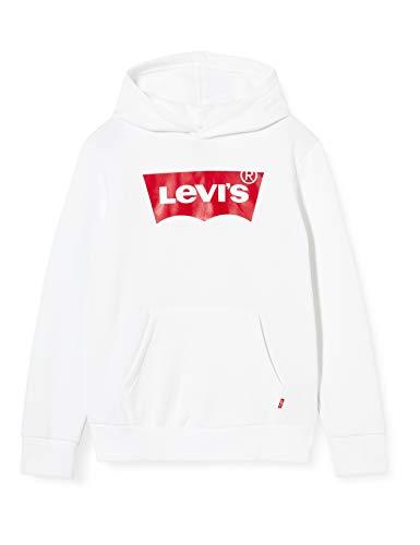 Levi's Kids Sweatshirt met capuchon voor jongens