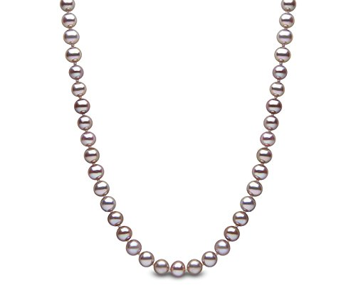 Kimura Pearls Femme  14carats (585/1000)  Or jaune #Gold Rond  Perle d'eau douce chinoise rose Perle
