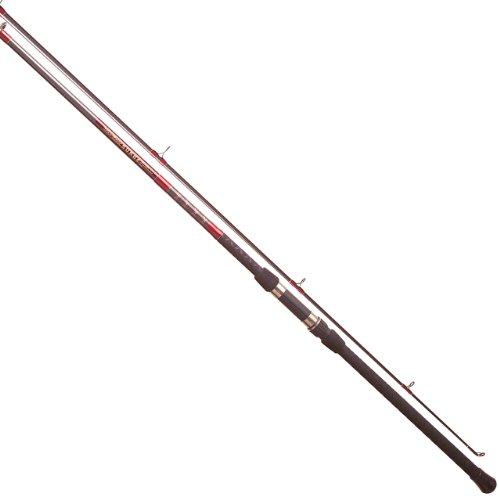 Tica UKGA80MH2S Surf Spinning Fishing Rod (Medium Heavy, 8-Feet, 2-Piece, 12-20 Pound)
