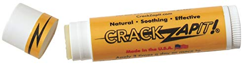 CrackZapIt! Single Tube All Natural Cracked Skin Care